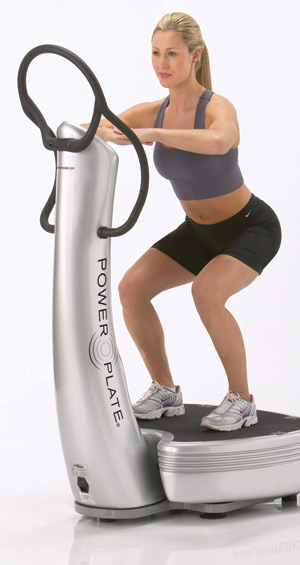 Power Plate Classes Alameda and Oakland