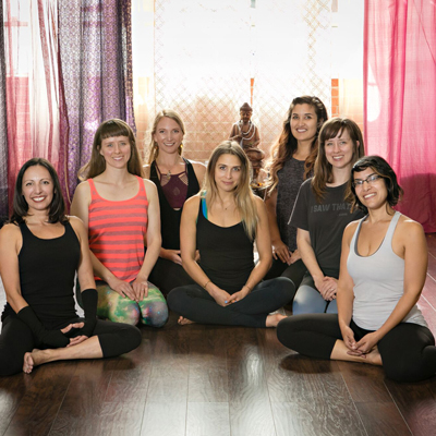 Yoga & Power Plate Classes