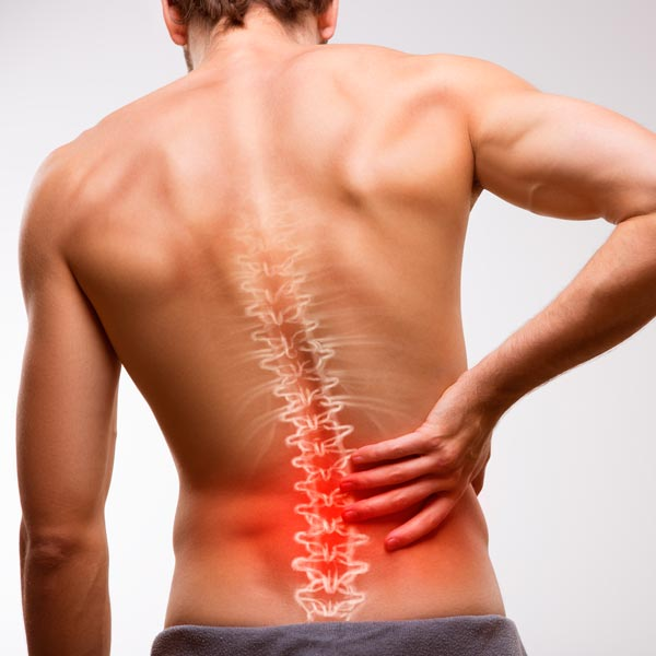 Relieve chronic back pain sustainably